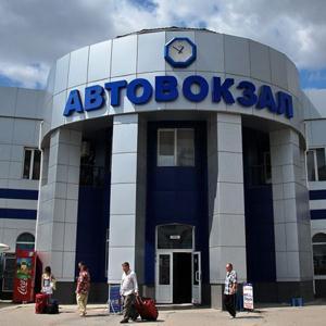 Автовокзалы Каменногорска