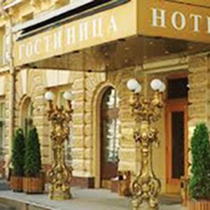 Гостиницы Каменногорска