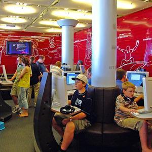Интернет-кафе Каменногорска