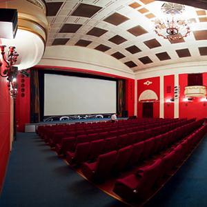 Кинотеатры Каменногорска