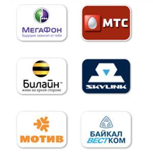 Операторы сотовой связи Каменногорска