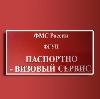 Паспортно-визовые службы в Каменногорске