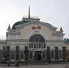 Железнодорожные вокзалы в Каменногорске