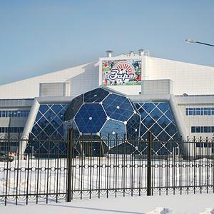 Спортивные комплексы Каменногорска