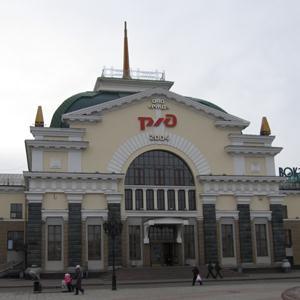 Железнодорожные вокзалы Каменногорска
